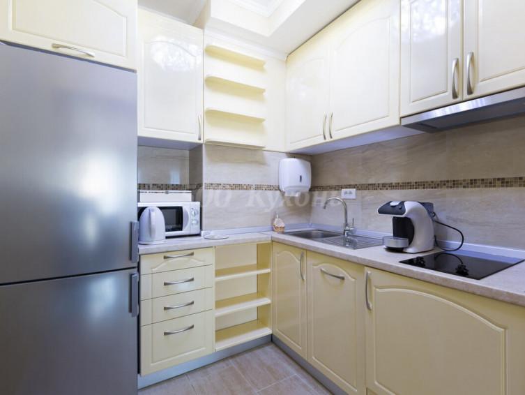 Кухня МДФ Виола