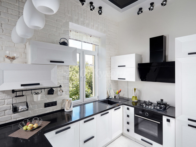 Кухня МДФ рамка Бон