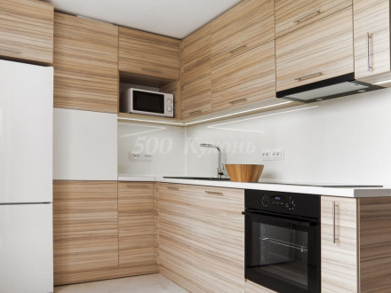 Кухня МДФ Анонс