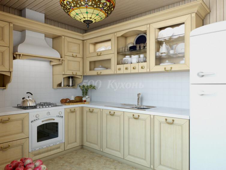Кухня МДФ Глен