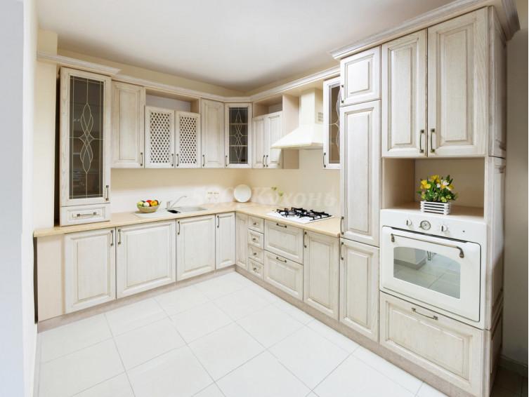 Кухня из массива Лозанна