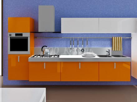 Кухня глянец ALVIC Гвинет