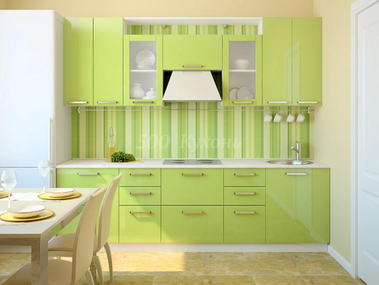 Кухня пластик Феникс 0690