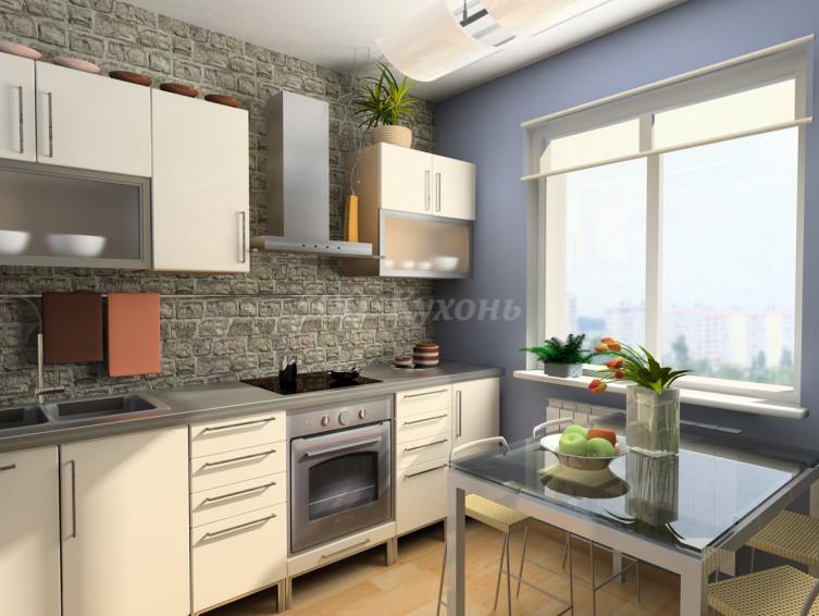 Кухня пластик Холбрук 0637