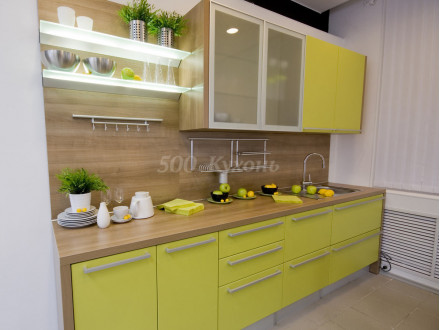 Кухня пластик Итака 0573