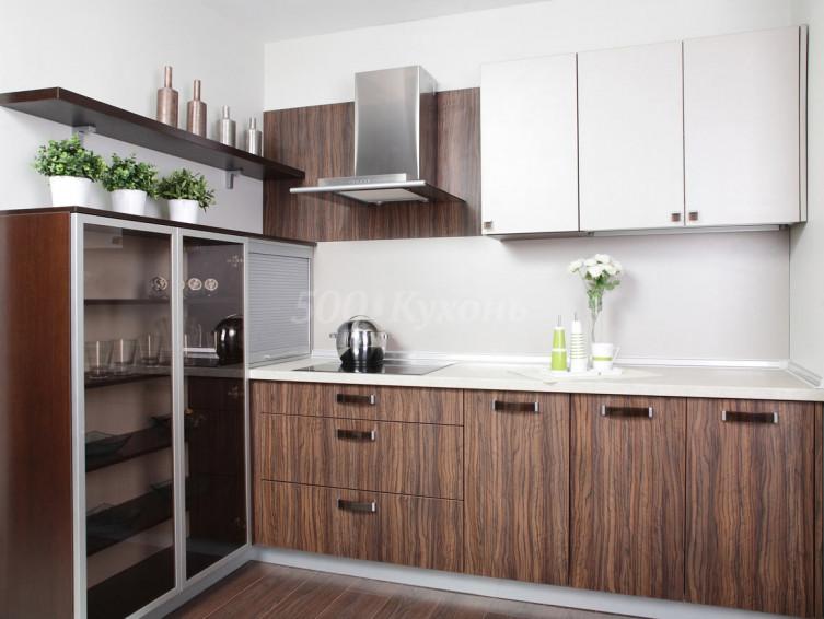 Кухня пластик Мадера 0001/4484