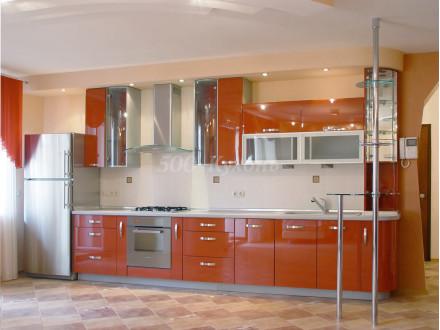 Кухня пластик Милфорд 0669