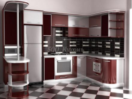 Кухня пластик Орлеан 0538/0004