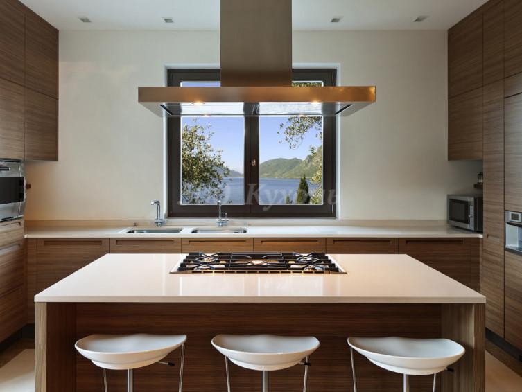 Кухня пластик Плимут 4390