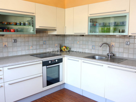 Кухня пластик Виченца 0637