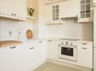 Кухня МДФ Белое дерево У-14