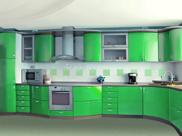 Кухня пластик Герона 0570