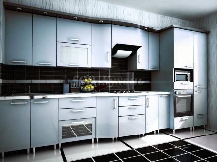 Кухня пластик Терамо 0211