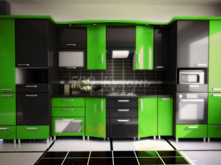 Кухня пластик Альмерия 0660/0509