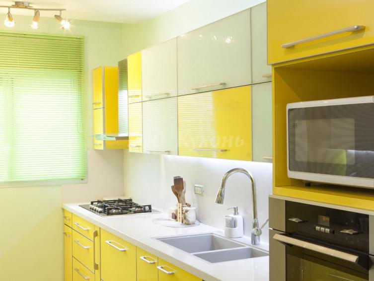 Кухня пластик Дестин 0670