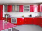 Кухня пластик Палермо 0561