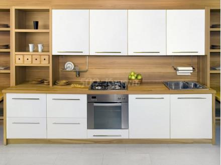 Кухня пластик Себринг 0001